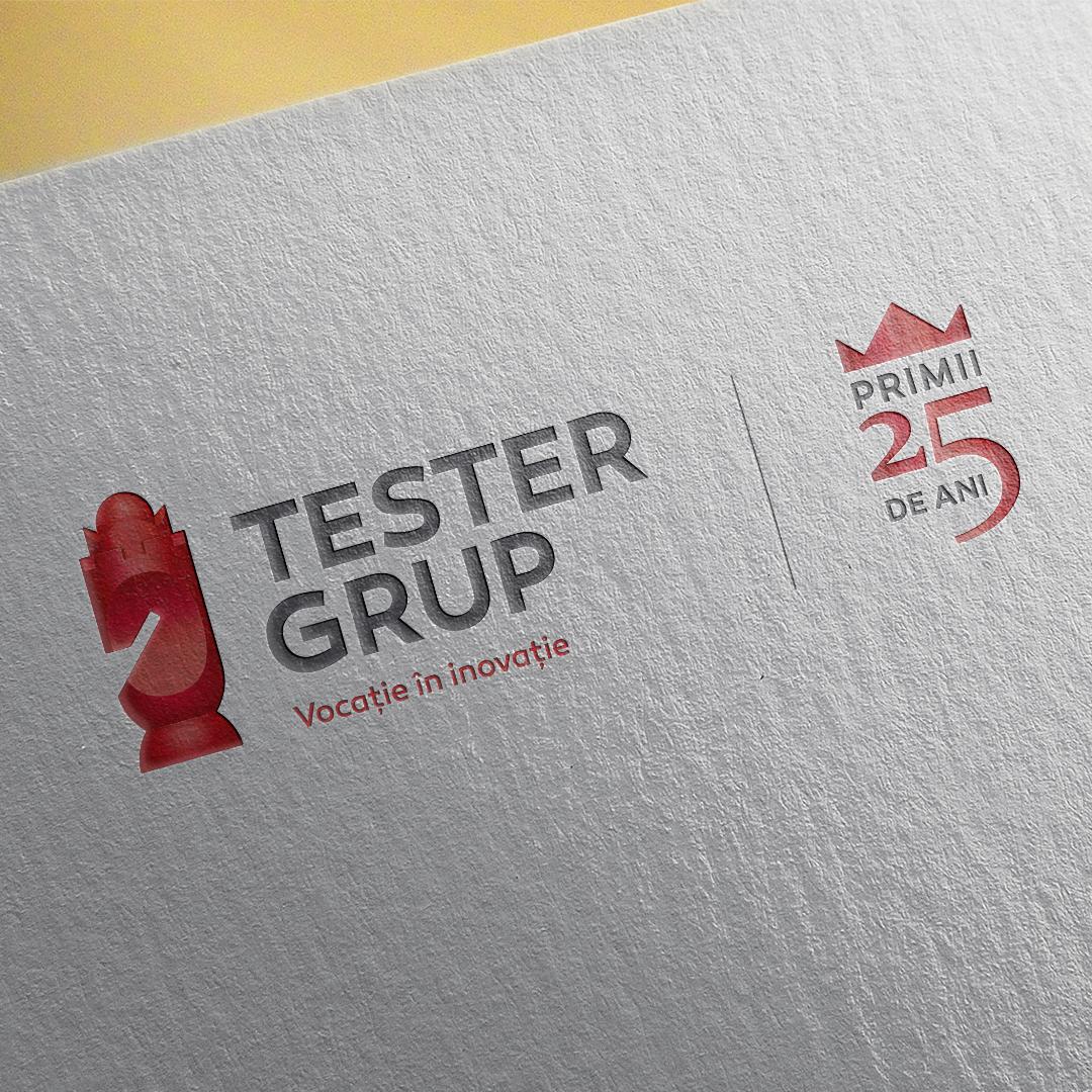 tester | anniversary logo thumbnail