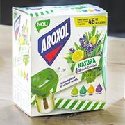 aroxol | natura product range thumbnail